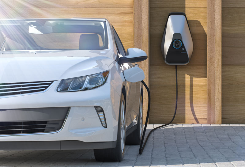 E-Auto Photovoltaikanalge als Tankstelle - Solarprofi Schmidt GmbH