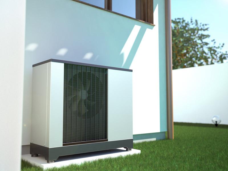 Wärmepumpe für Heizung und warm Wasser - Solarprofi Schmidt GmbH