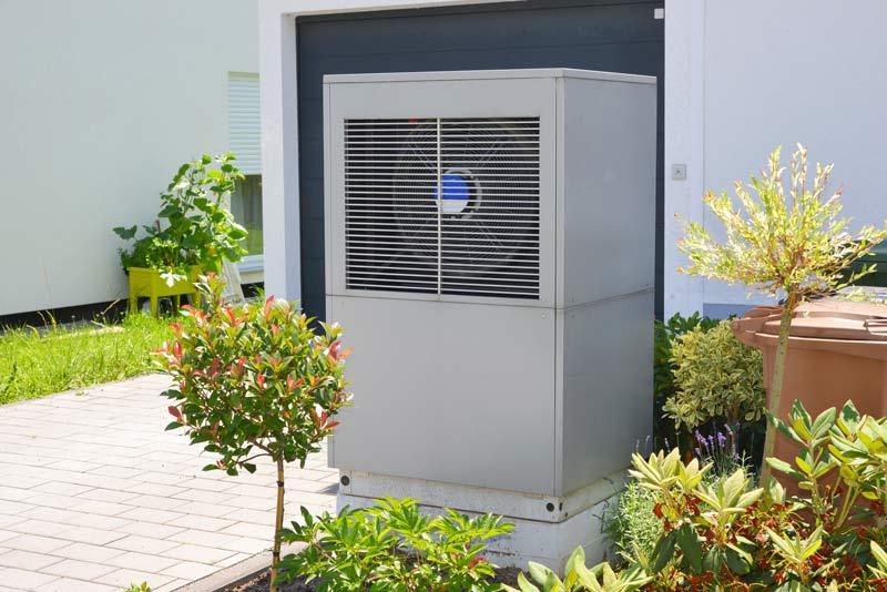 Umweltfreundliche Wärmepumpe - Solarprofi Schmidt GmbH